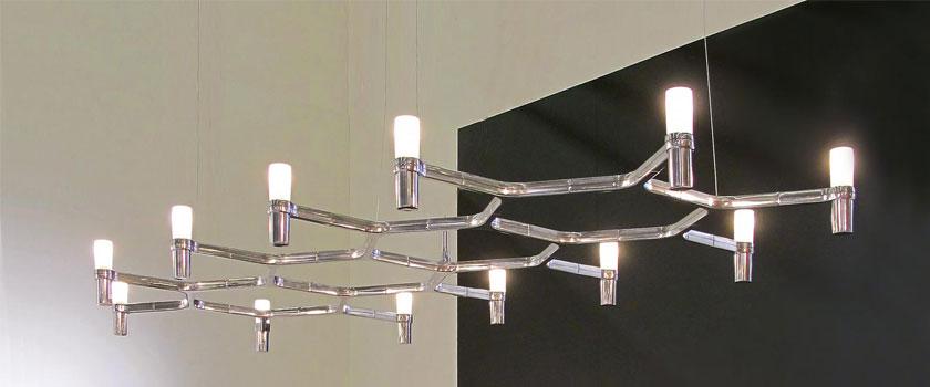consigli arredamento lampade design